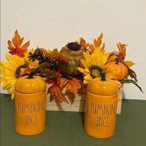 Rae Dunn Pumpkin Spice Candles